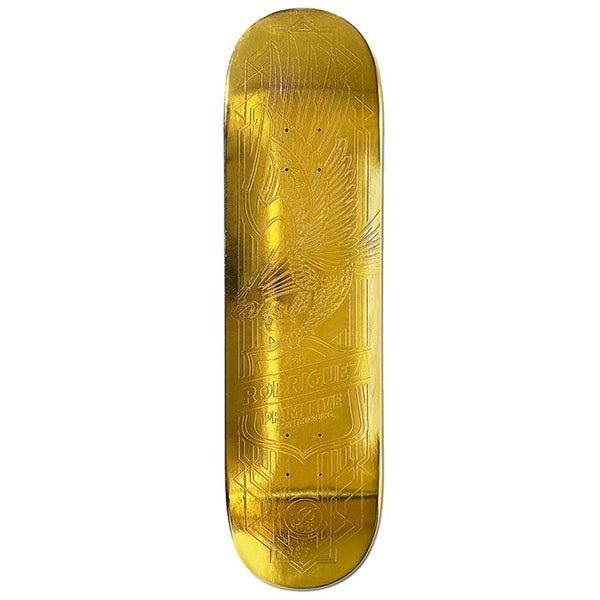 "Image of PAUL RODRIGUEZ GOLD EAGLE 7.8"" DECK"