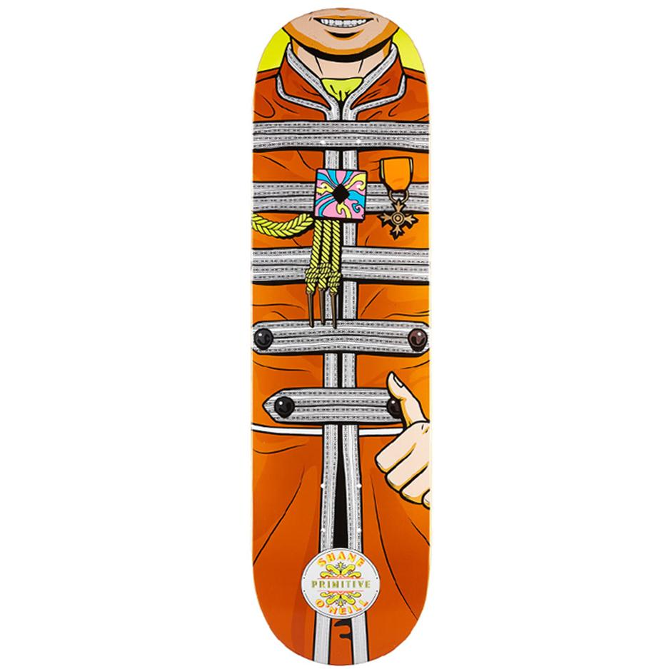 "Image of PRIMITIVE O'NEILL LONELY HEARTS 8.25"" DECK"