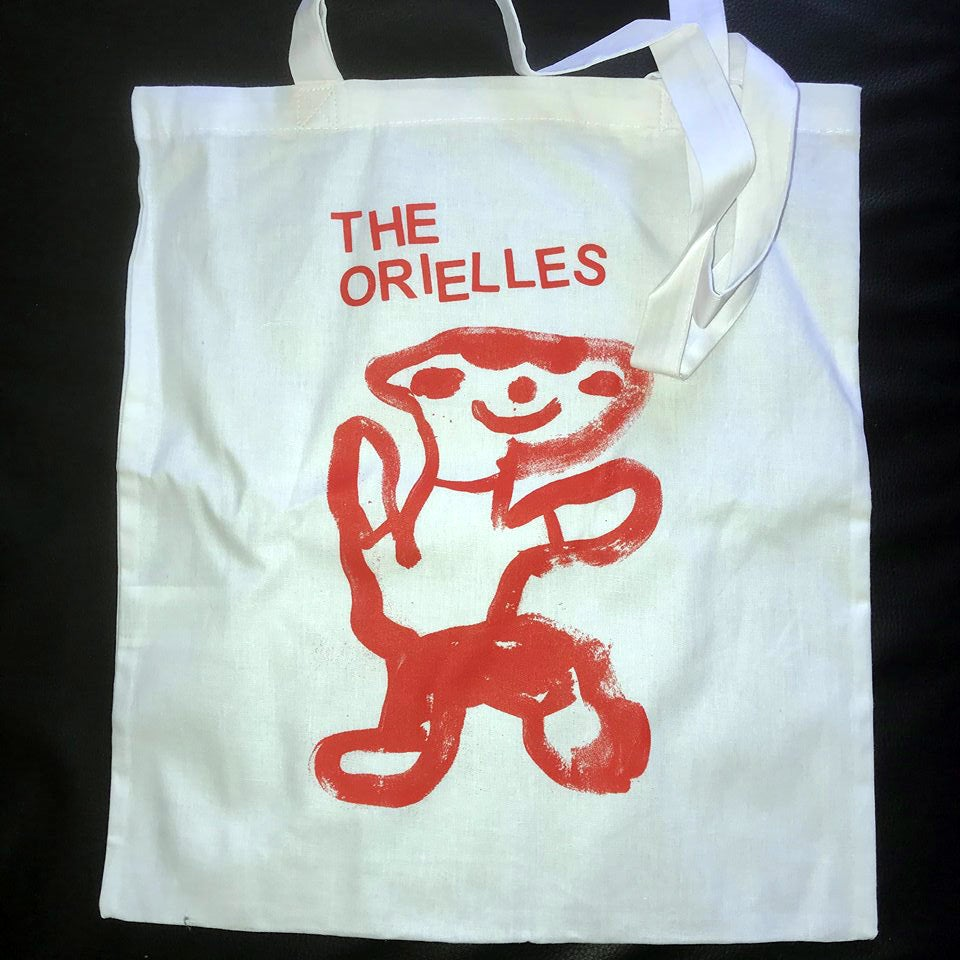 Image of DOODMAN TOTE BAG