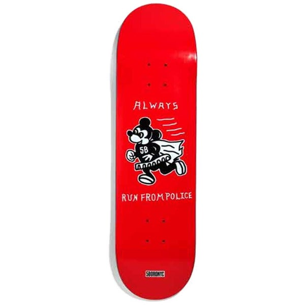 "Image of 5BORO Always Run 8.00"" Deck"