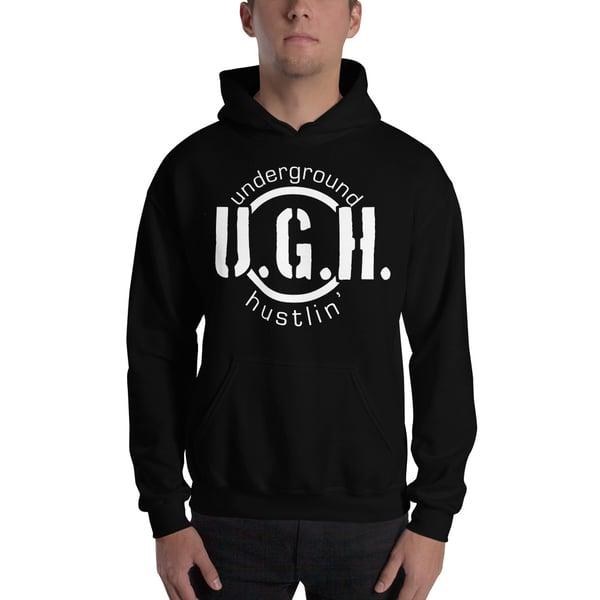Image of U.G.H. Logo Hoodie