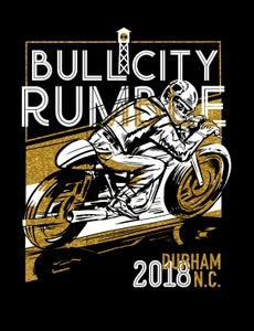 Image of Bull City Rumble 14 Shirts -2018 Rally Shirt