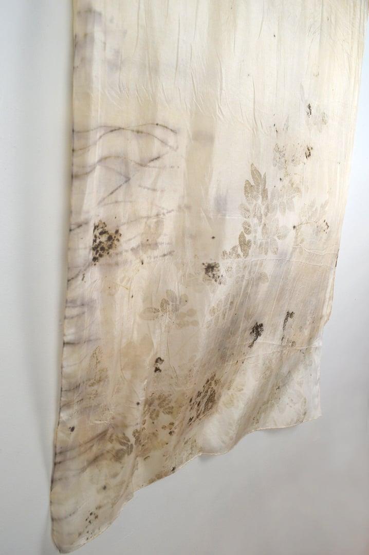 Image of Wild rose shawl