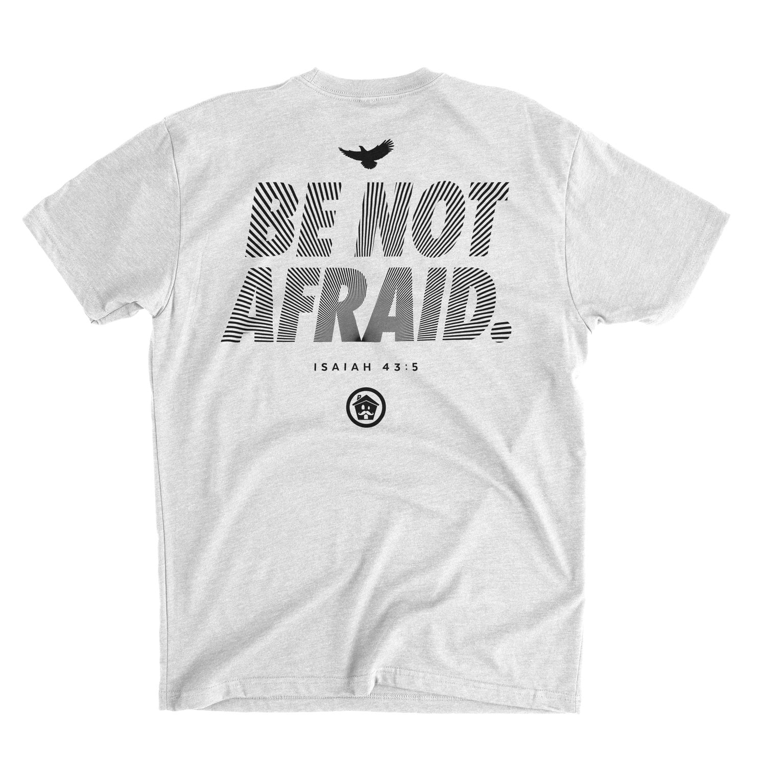 Image of Be Not Afraid (white)