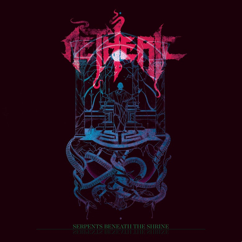 "Image of Aetheric ""Serpents Beneath the Shrine"""