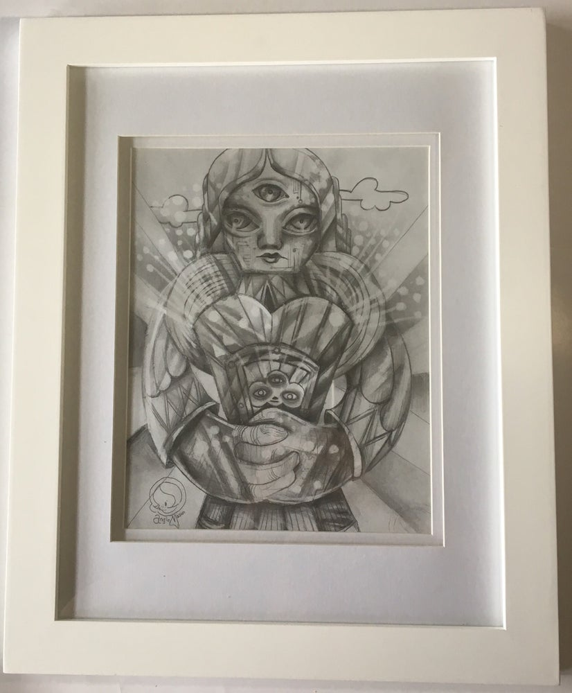 Image of 'Future Femme - Untitled Portrait'