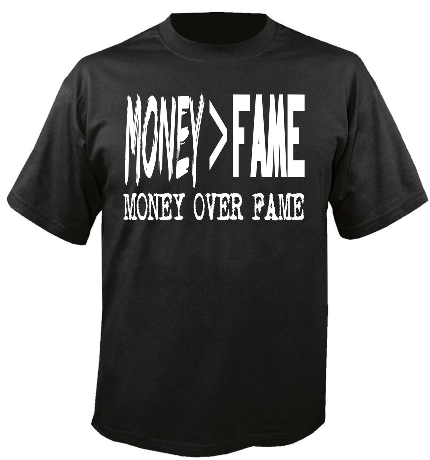 Image of Money Over Fame Tee