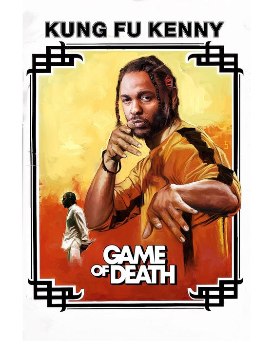 Image of Kung Fu Kenny