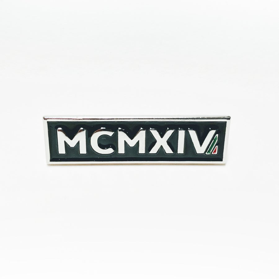 Image of MCMXIV Pin