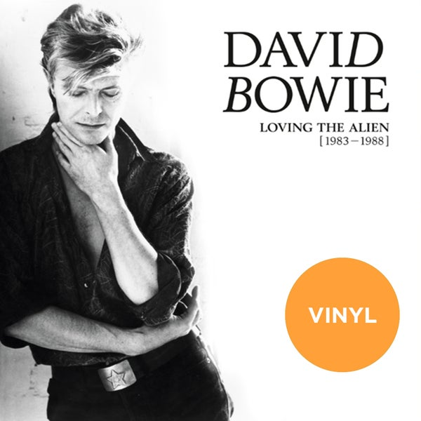 Image of David Bowie - LOVING THE ALIEN (1983 - 1988) [VINYL Boxset] [VINYL]