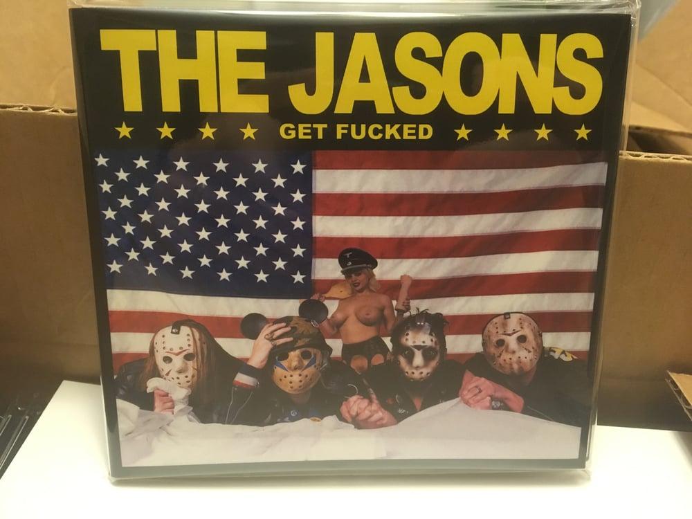 Image of Get Fucked Digipak edition CD