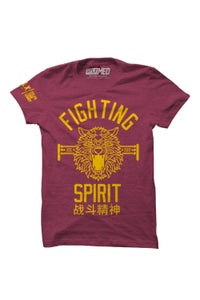 Image of Fighting Spirit Wrestling School x SPLX T-Shirt
