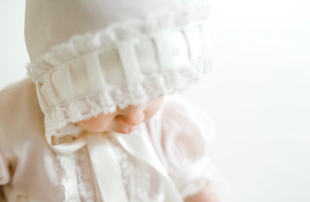 Image of The Gwendolyn Heirloom Bonnet