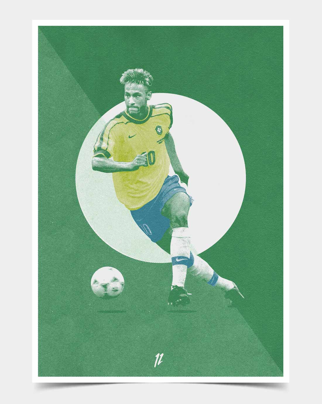 Image of Neymar Throwback