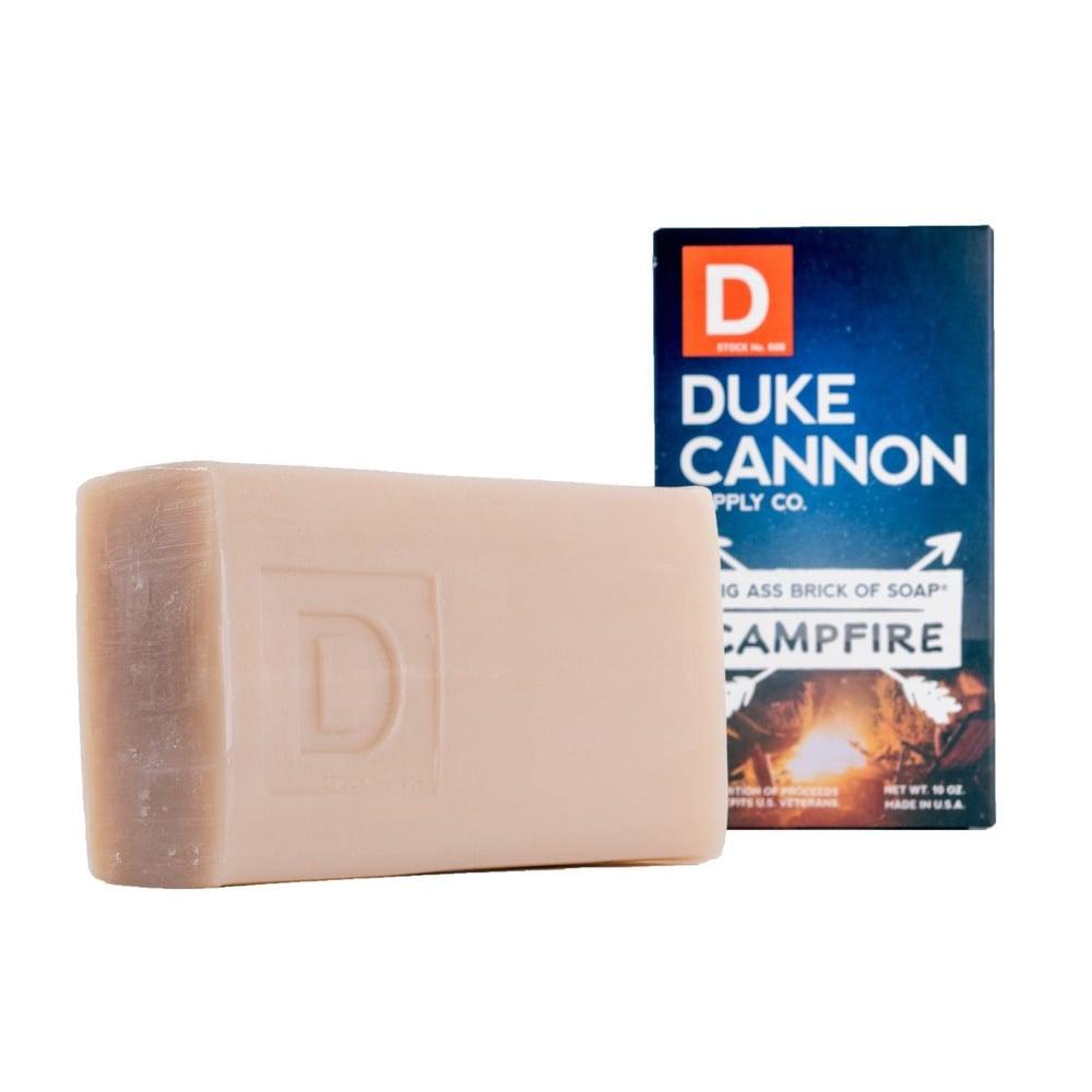 Image of Duke Cannon- Campfire Soap