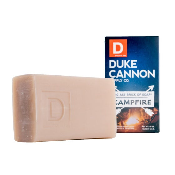 Image of Duke Cannon- Campfire Soap
