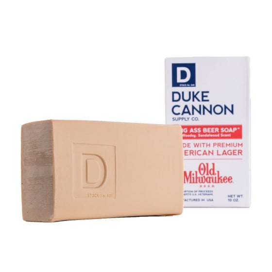 Image of Duke Cannon Beer Soap