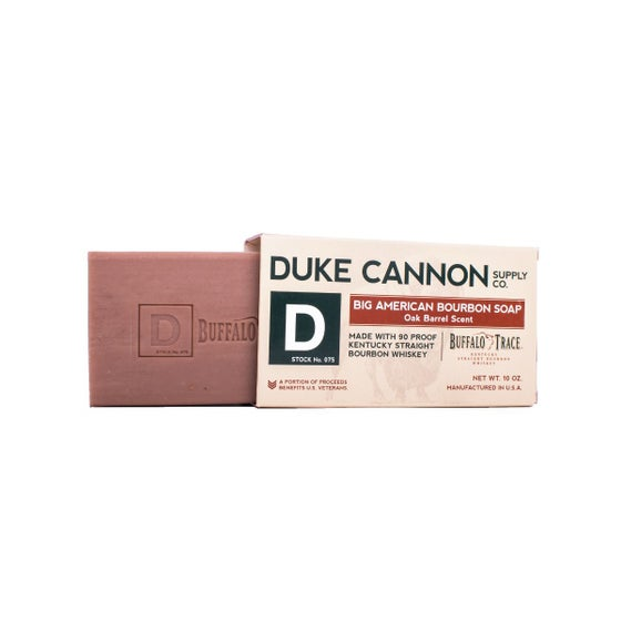 Image of Duke Cannon Bourbon Soap