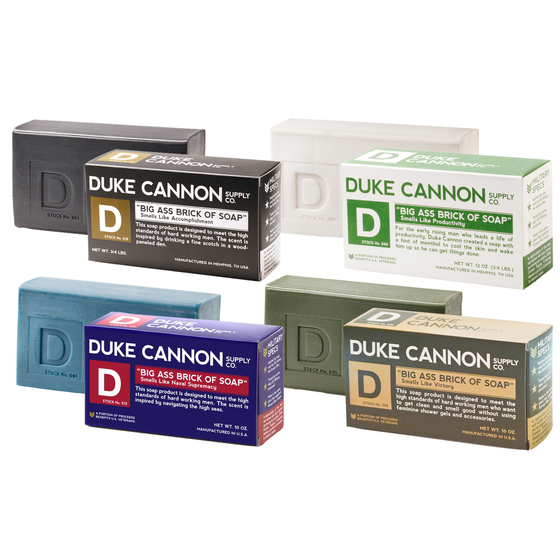 Image of Duke Cannon- Original Scents