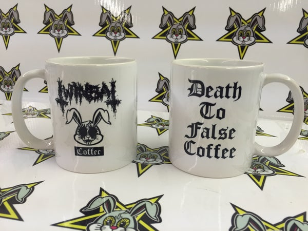 "Image of ""Twinbat Coffee"" Coffee Mug"