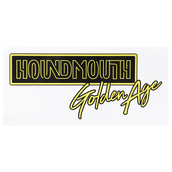Image of Golden Age Sticker