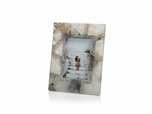Image of Zodax Preto Agate Photo Frame