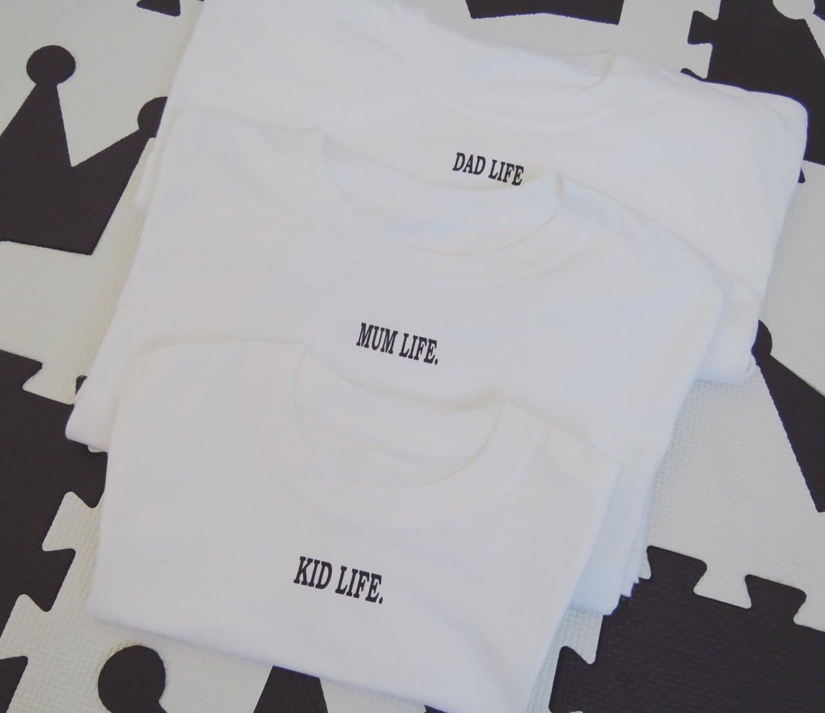 Image of Family Set - Kid Life Tee