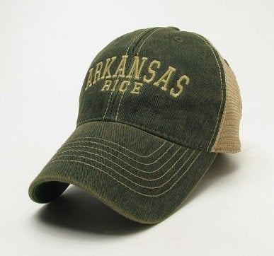 AR Rice Ball Caps - Trucker Style - 5 colors