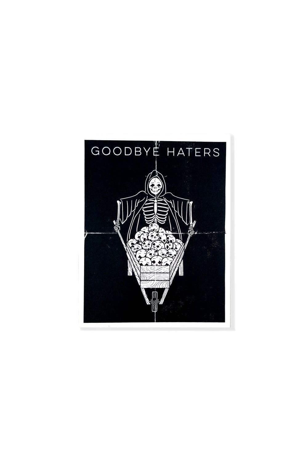 Image of GOODBYE HATERS