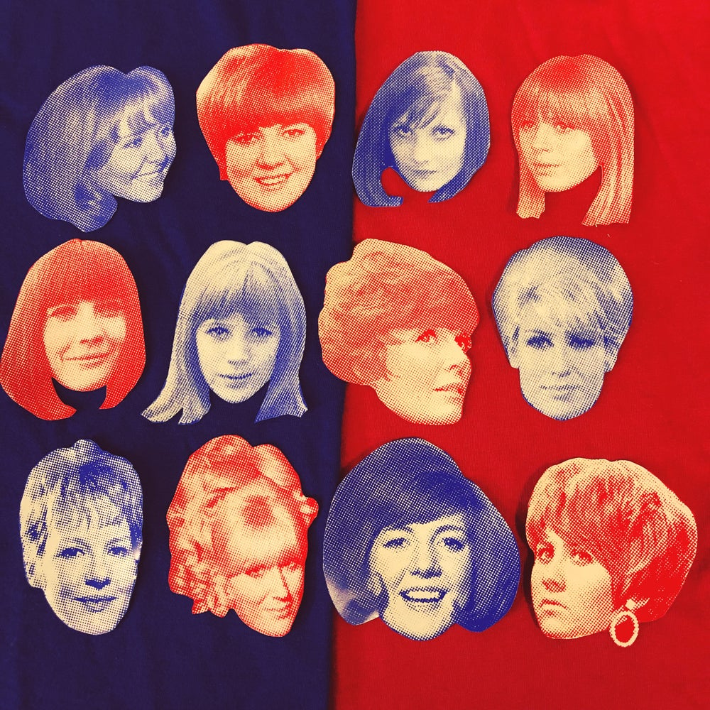 Image of Queens of England sticker pack