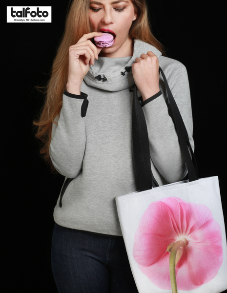 Image of Flower Art Tote