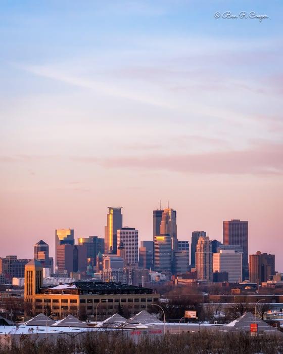 Image of Minneapolis Morning