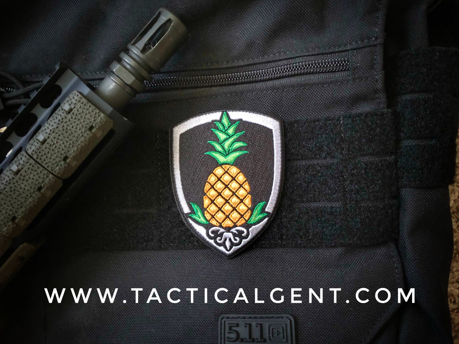 "Image of ""Southern Hospitality"" Morale Patch"