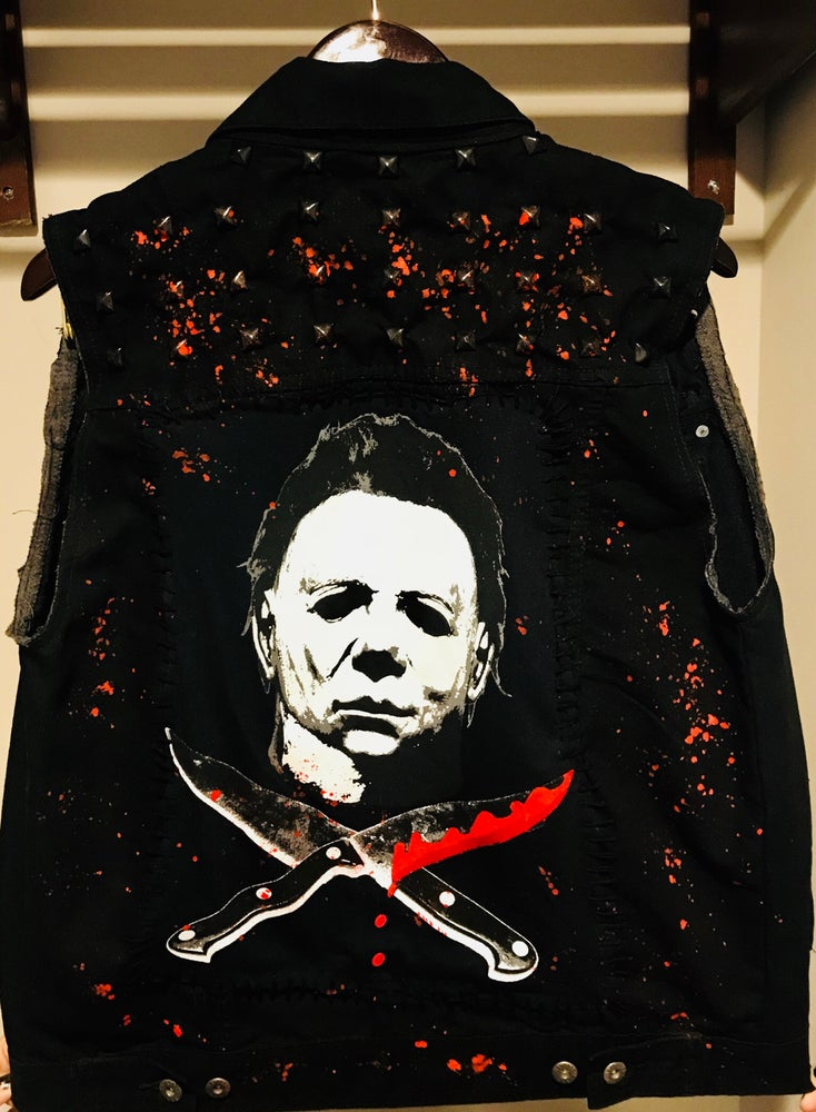 Image of Michael Myers Vest
