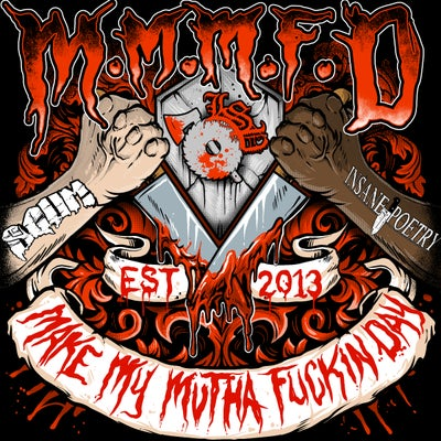 Image of M.M.M.F.D : BUTCHER BROTHAZ  SHIRT