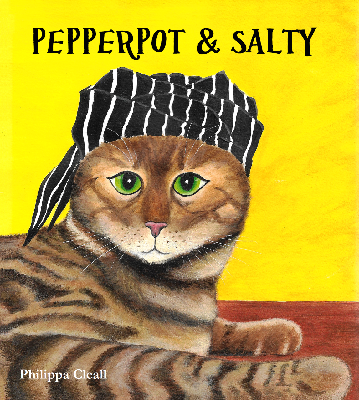 Image of Pepperpot & Salty
