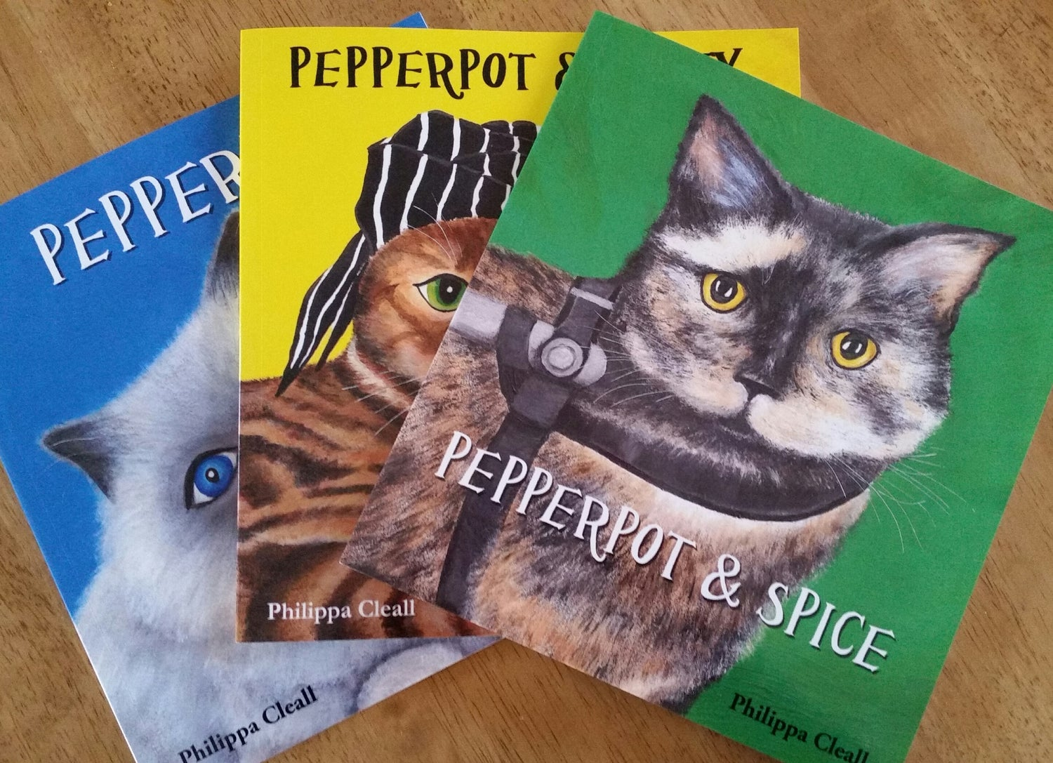 Image of Pepperpot book set
