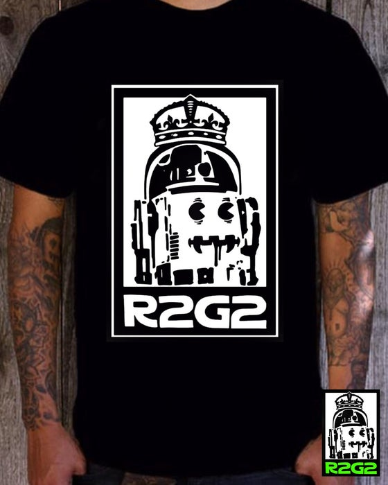 Image of R2G2 IS KING