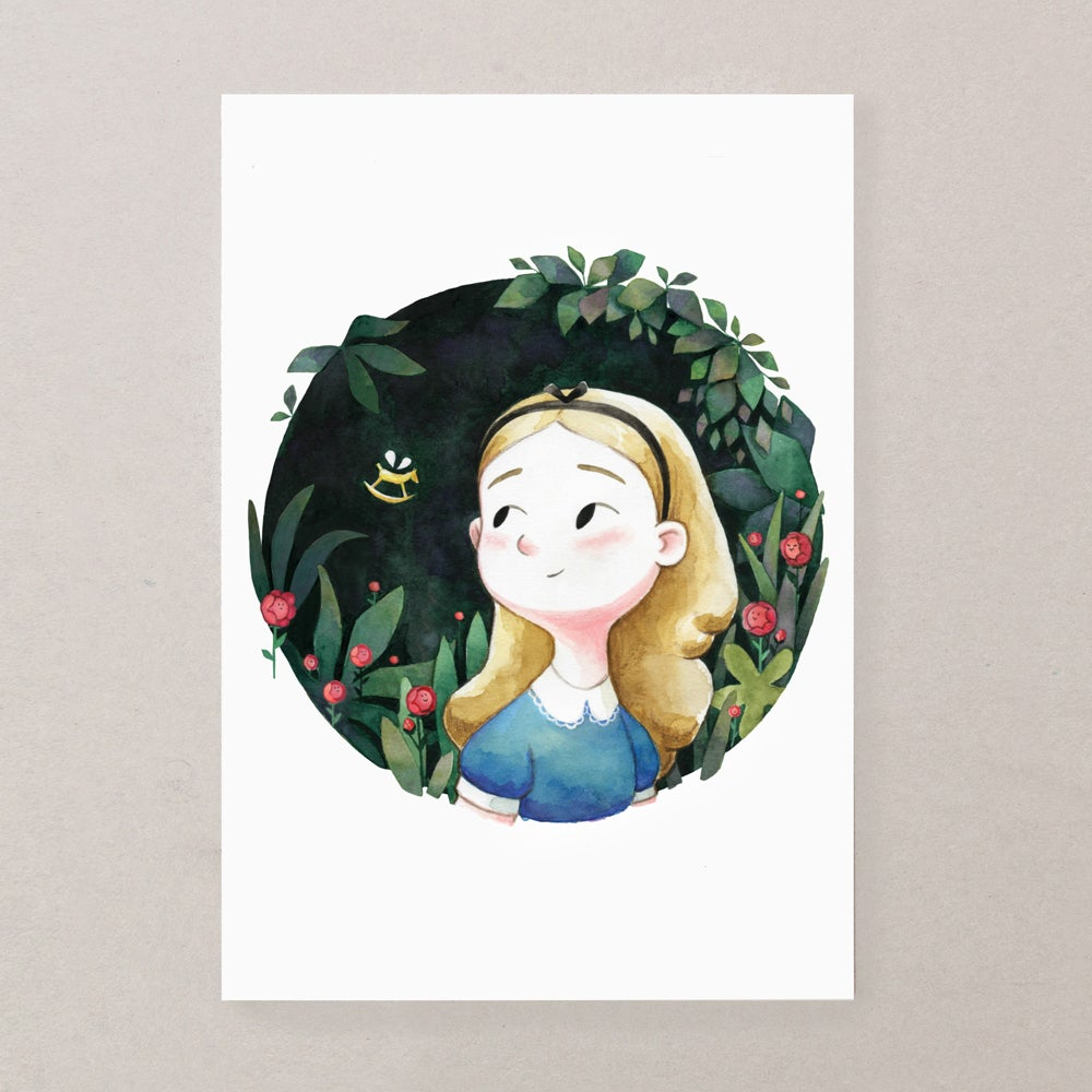 Image of ALICE PRINT A5