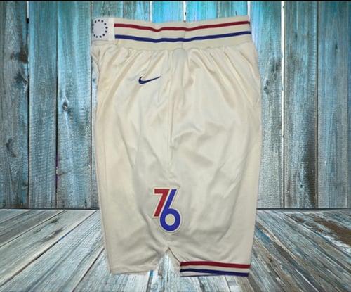 Image of Philadelphia 76ers shorts