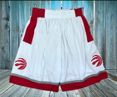 Image of Toronto raptors shorts