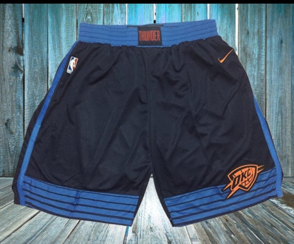 Image of Okc nba shorts