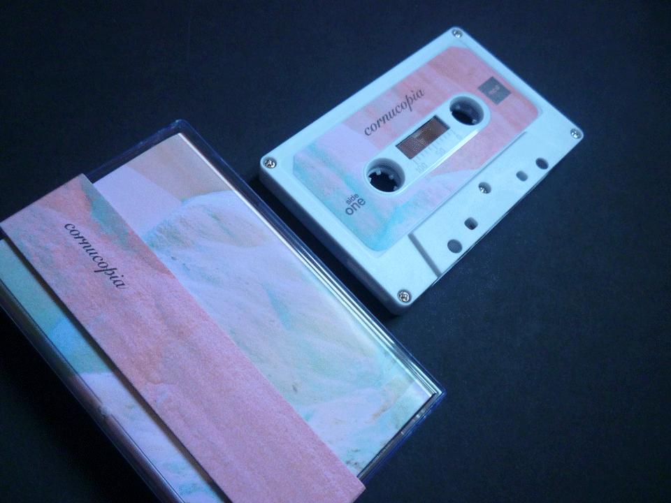 Image of Cornucopia 'Forever Gone' Cassette