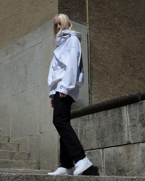 Image of hässig x studio bureau hoodie