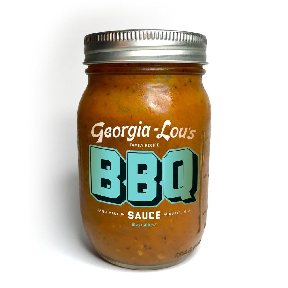 Image of Family Recipe BBQ Sauce (16 0z)