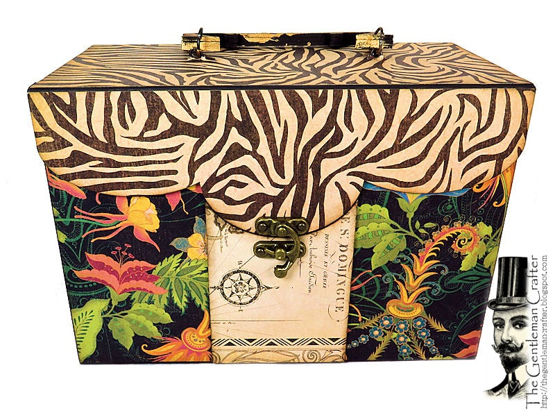 Image of The Collector's Case Kit- Tropical Travelogue