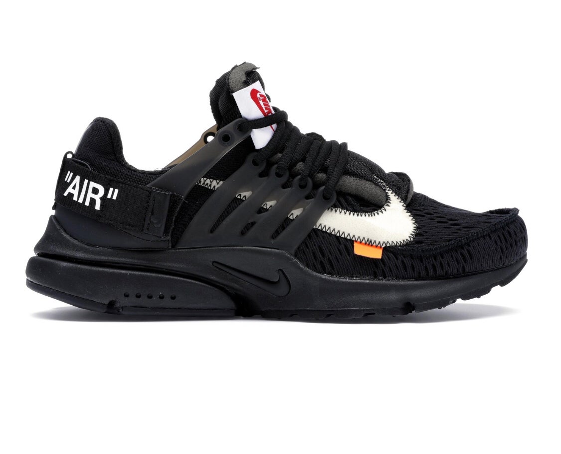 "Image of NIKE AIR PRESTO ""OFF WHITE"""