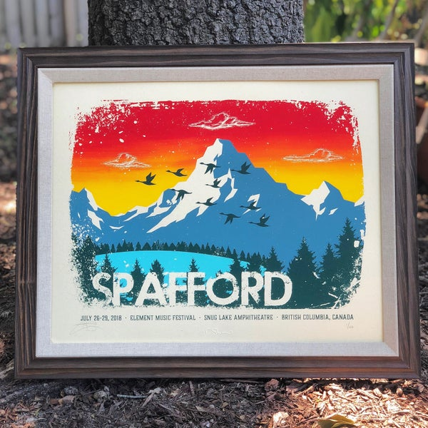 Image of Spafford Element Music Festival July 26-29 2018