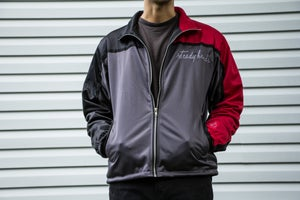 Image of Crimson Speedways Jacket
