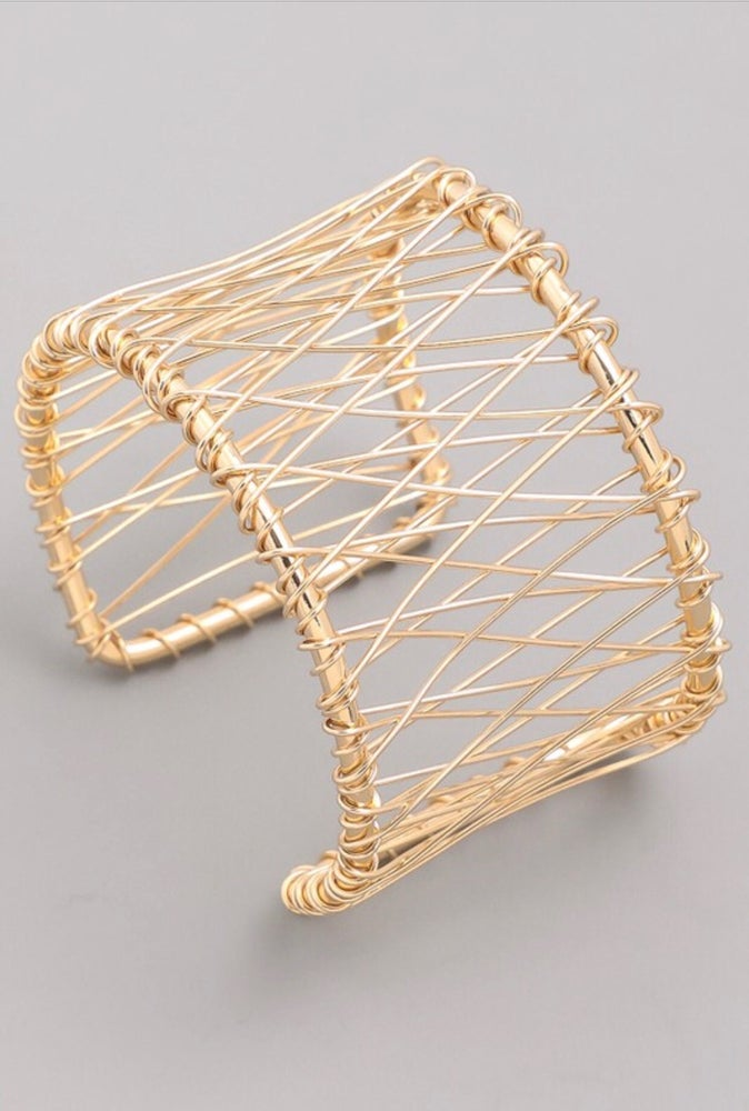 "Image of ""Basket Case"" bracelet"